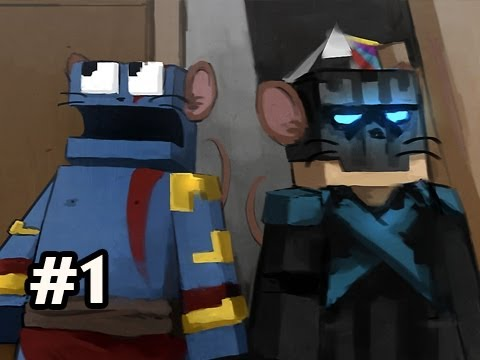 Minecraft Tom And Jerry Jerry s Adventure w Nova & SSoH Ep.1 Gay Tony Toilet