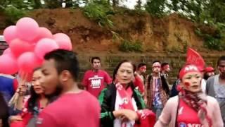 Aizawl FC vs Mohun Bagan (22/4/2017)
