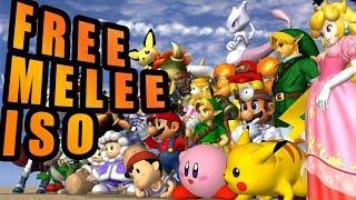 FREE MELEE ISO (LINK IN DESCRIPTION) 😱