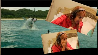 MY MOM REACTS TO THE SHALLOWS TRAILER!
