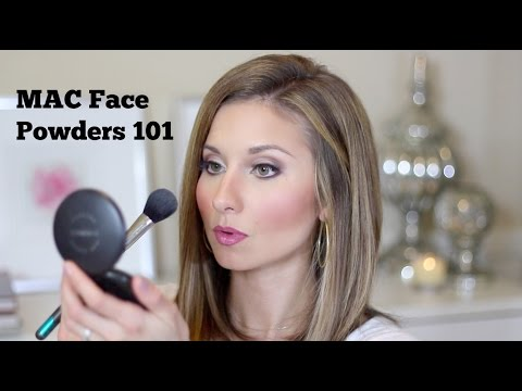 MAC Cosmetics Powders What s the difference Which are best