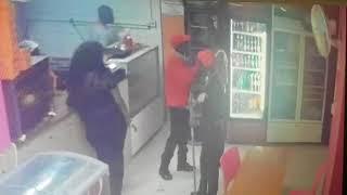 VIDEO: Singer Angella Katatumba Beaten at Wandegeya Chicken Tonight