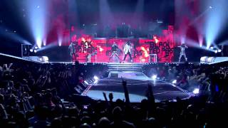 Black Eyed Peas @ Staples Center (HD) - Let's Get It Started