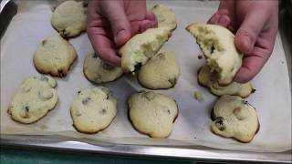 How To Make Persian Raisin Cookies (Shirini Keshmishi)