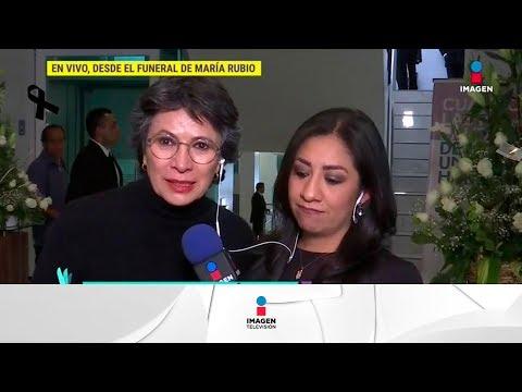 Xxx Mp4 Patricia Reyes Spíndola Se Despide De María Rubio De Primera Mano 3gp Sex