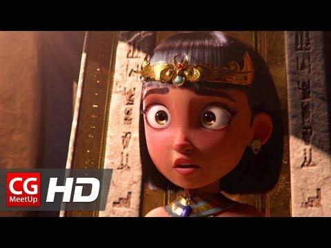 "CGI Animated Short Film: ""Pharaoh"" by Derrick Forkel, Mitchell Jao | CGMeetup"