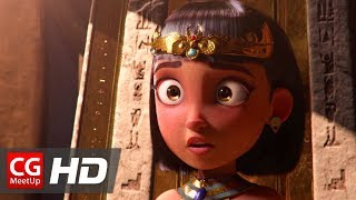 "CGI Animated Short Film: ""Pharaoh"" by Derrick Forkel, Mitchell Jao 