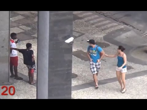 Xxx Mp4 Criminals Target Olympic Site In Brazil 3gp Sex