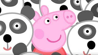Peppa Pig English Episodes in 4K - BEST Moment from Season 3 - 1 HOUR - Cartoons for Children