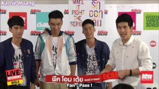 [Engsub] AtimeOnlineLive! Sessions-Idols -Make It Right The Series (3/4)