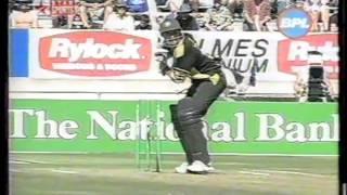 Shahid Afridi 65 (55) vs New Zealand (Nz) at Dunedin 2001