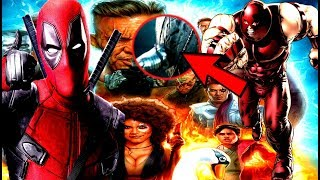 Deadpool 2 Juggernaut Theory CONFIRMED! Green Lantern POST CREDIT Scene REVEALED!?