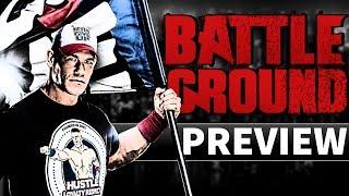 WWE BATTLEGROUND 2017 - PPV Preview/Vorschau - DER PUNJABI-WAHNSINN! (Deutsch/German)
