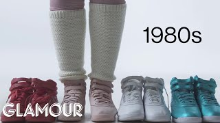 100 Years of Women's Sneakers   Glamour