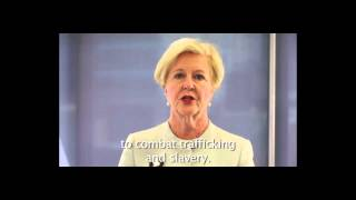 Gillian Triggs of the Australian Human Rights Commission UPR statement