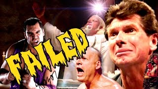 13 occasions where WWE's (WCW) hype didn't live upto fans expectations