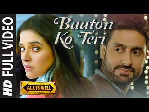 Xxx Mp4 Baaton Ko Teri FULL VIDEO Song Arijit Singh Abhishek Bachchan Asin T Series 3gp Sex