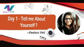 Tell me about yourself | HR Interview Questions | How to prepare for HR Interview