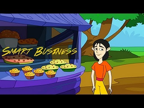 Moral Stories - Jataka Tales - Smart Business
