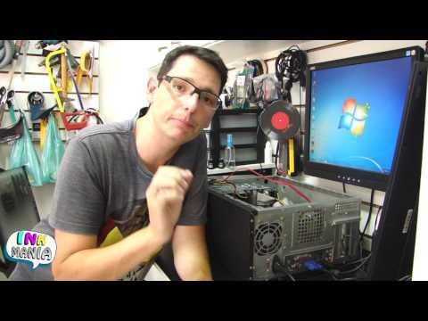 Seu computador está lento? Entenda e aprenda como consertar - Curso de Hardware