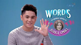 WATCH: ​Miguel Tanfelix reveals ​Bianca Umali's most-used words