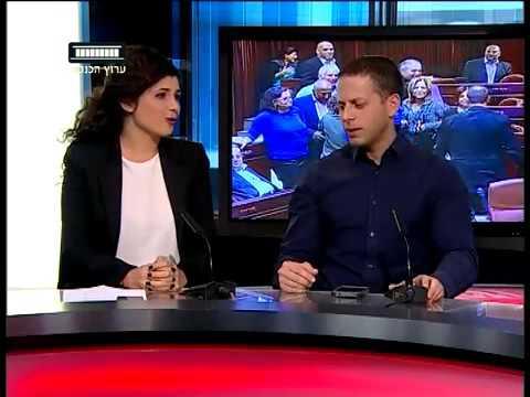 ערוץ הכנסת   שרן השכל בעקבות הימנעותה בחוק הגיוס  'זומנת