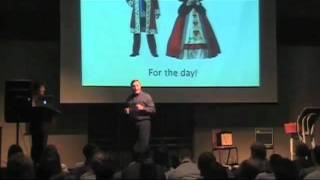 How to Have a 32 Year Honeymoon: Ed and Angie Wright at TEDxAlbany 2010