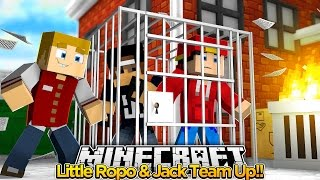 Minecraft Adventure - FALLING INTO THE BULLIES TRAP!!