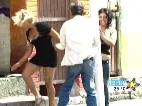 Prostitutas Asaltan a señor FUERTES IMAGENES