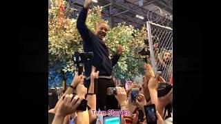 Will Smith aparece de surpresa no Brasil, na CCXP, e causa alvoroço dos fãs