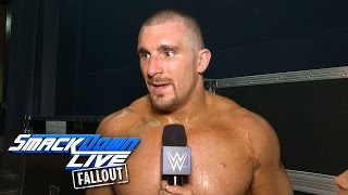 Mojo Rawley plans to win the Andre the Giant Battle Royal: SmackDown LIVE Fallout, March 28, 2017