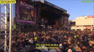So far away - Avenged Sevenfold - Rock am Ring 2014 - Legendado [PT-BR]