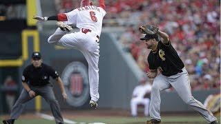 MLB Avoiding The Tag