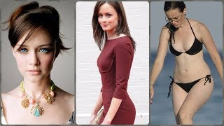 Alexis Bledel - Rare Photos | Family | Childhood | Lifestyle