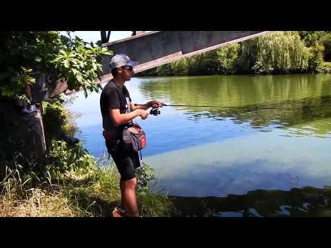рыбалка на гидропарке