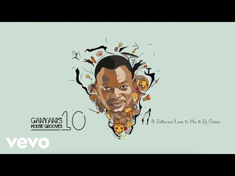DJ Ganyani - Different Love (Audio) ft. DJ Chase, Mlu
