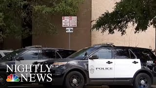 Are Police Vehicles Making Officers Sick? | NBC Nightly News