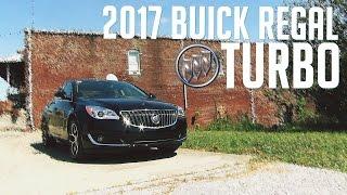 2017 Buick Regal Turbo Overview @ Dan Cummins Chevrolet/ Buick