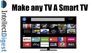 How To Convert Any TV Into Android Smart TV For Just Rs. 4,000 or US $70