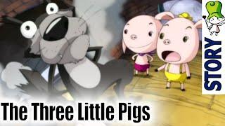 The Three Little Pigs - Bedtime Story (BedtimeStory.TV)