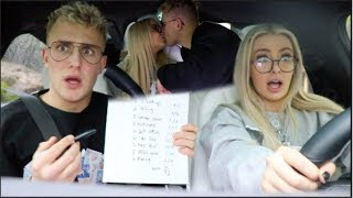JAKE PAUL TEACHES ME HOW TO DRIVE (in his $250,000 car)