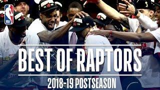 Best Plays From the Toronto Raptors | 2019 NBA Postseason