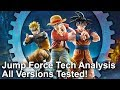 Download Video Download [4K] Jump Force Tech Analysis: Super Battle Between Consoles and PC !! 3GP MP4 FLV
