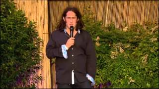Ross Noble   Nonsensory Overload   Laughs In The Park