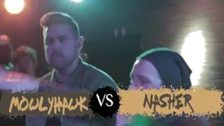 MOWLIHAWK VS NASHER Final GOLD BATTLE Regional Madrid 2016 OFICIAL