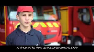 La section des jeunes sapeurs-pompiers (JSP)
