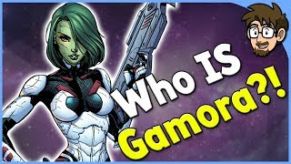 History of Gamora! [Guardians of the Galaxy]