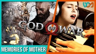 GOD of WAR: Memories of Mother (Acoustic/Vocal Chill Cover Version ft. Psamathes) | Dacian Grada