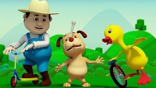 This Old Man   3d Nursery Rhymes   Baby Songs   Kids Rhymes By Farmees S01E60