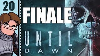 Let's Play Until Dawn Part 20 FINALE - Instant Inferno